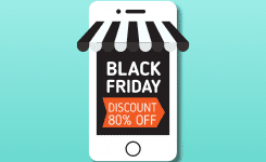 4 tips for Black Friday & Cyber Monday Marketing