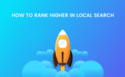 How to rank higher in local search